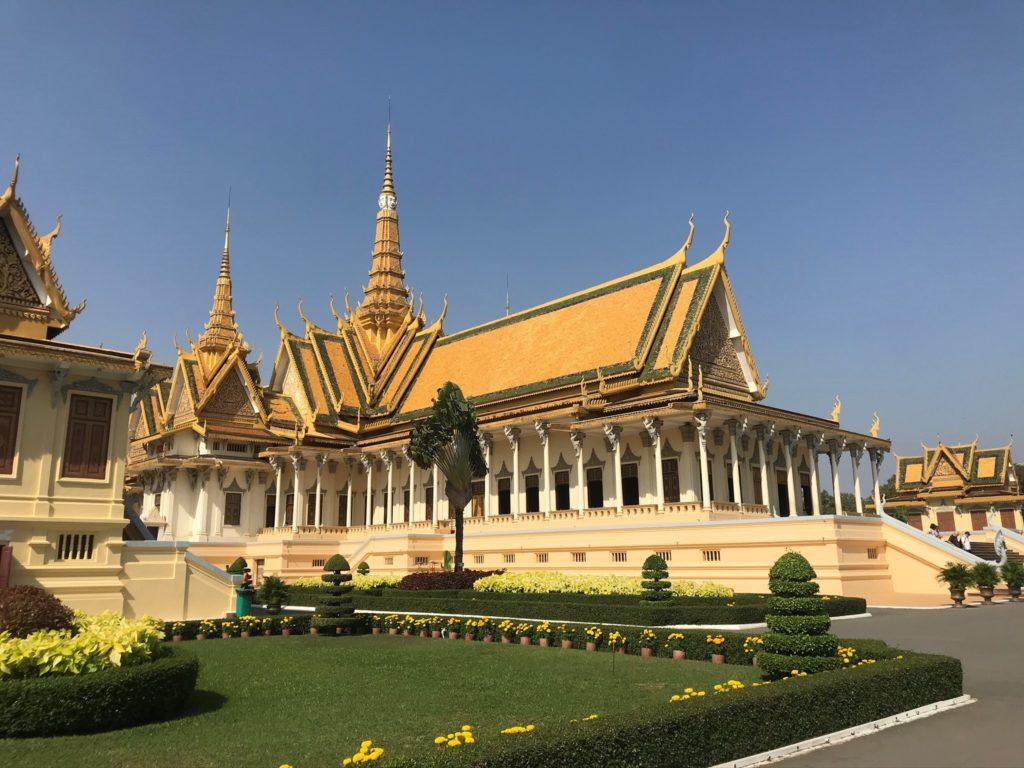 Camboya Palacio Real