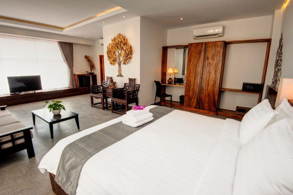 Hoteles en Camboya, categoría Superior