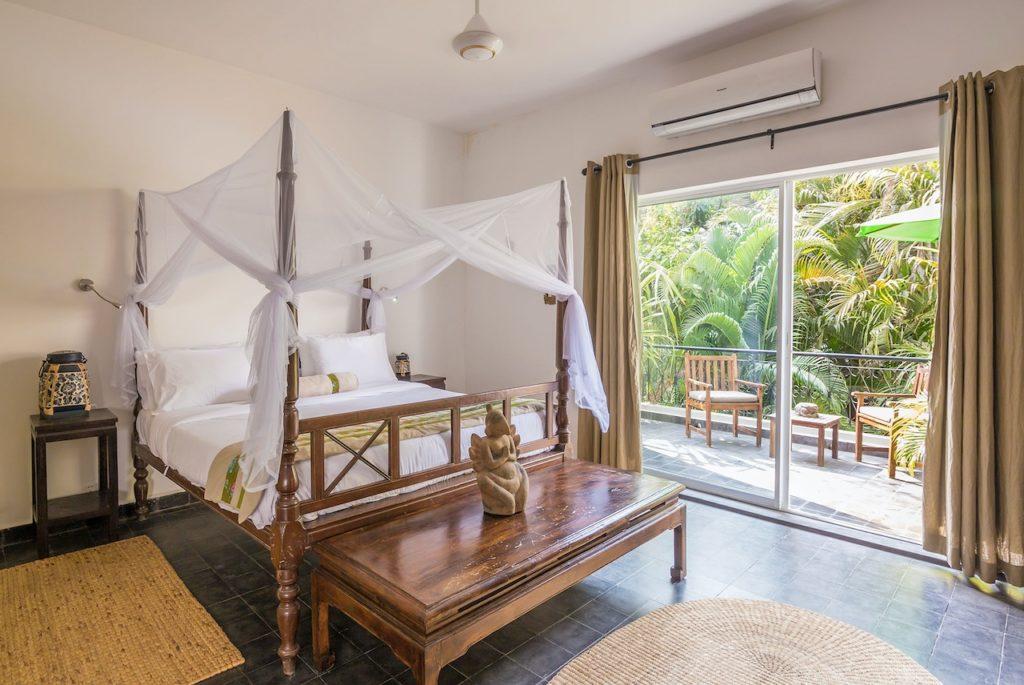 Hoteles en Camboya, categoría Boutique 1