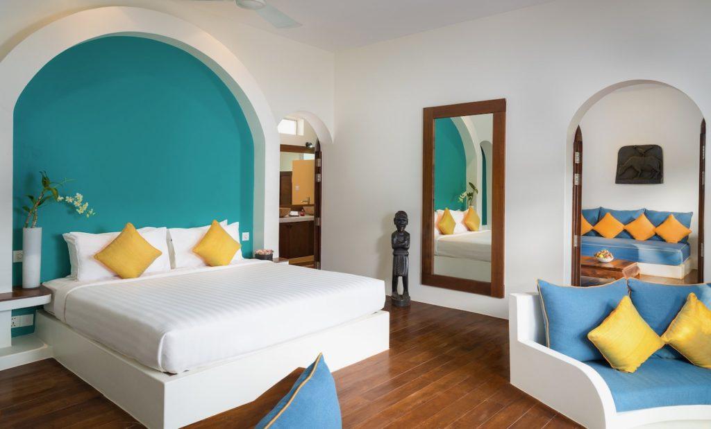 Hoteles en Camboya, categoría Boutique 2
