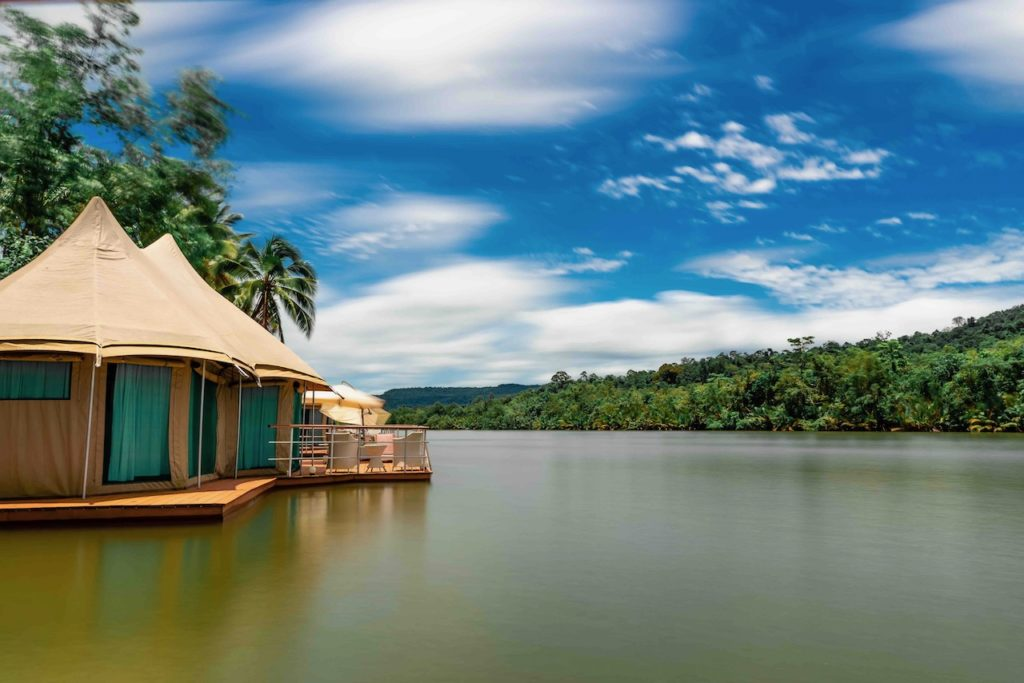eco hotel en viajes sostenibles a camboya