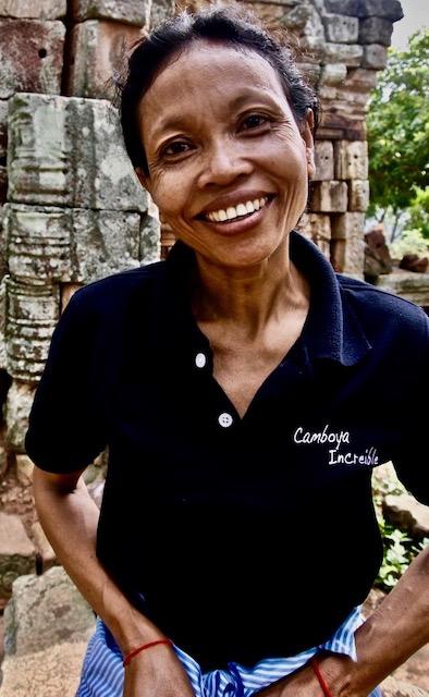 Sonrisas en Camboya