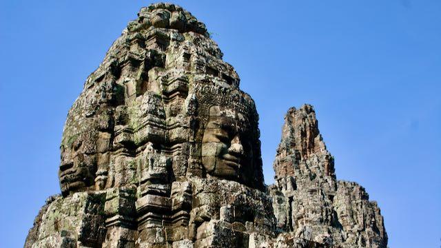 Bayon. Camboya