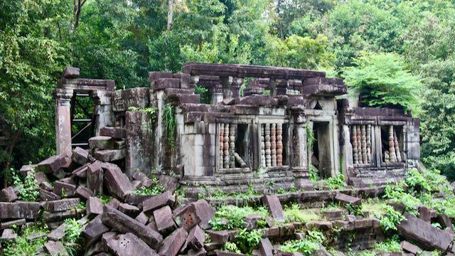 Beng Mealea, Camboya