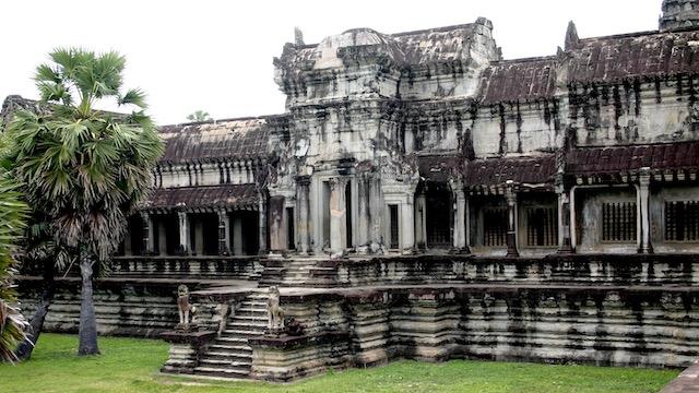 Galeria en Angkor Wat