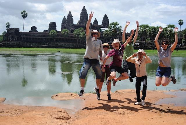 Viajes a Camboya en Grupo