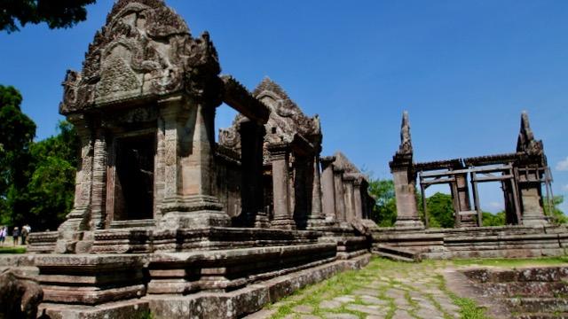 Preah Vihear, un templo en Camboya