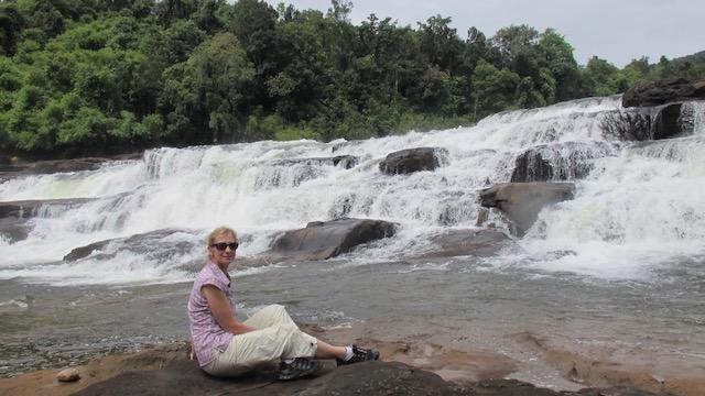 Viajes en Camboya, cascadas