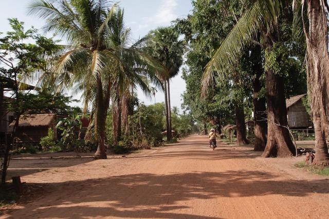 epoca seca en Camboya