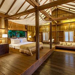 Hoteles exclusivos en Camboya