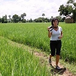 Lugares únicos en Camboya
