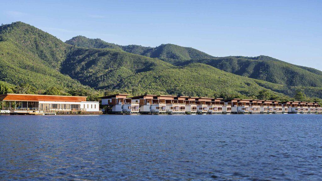 Hotel en viaje a Birmania