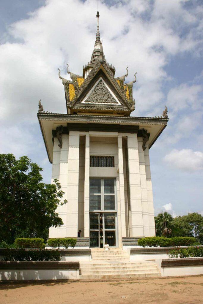 Choueng Ek, a las afueras de Phnom Penh