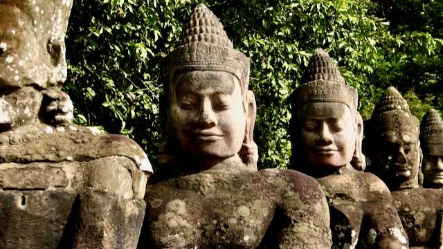 Templos de Angkor, viajar a Camboya