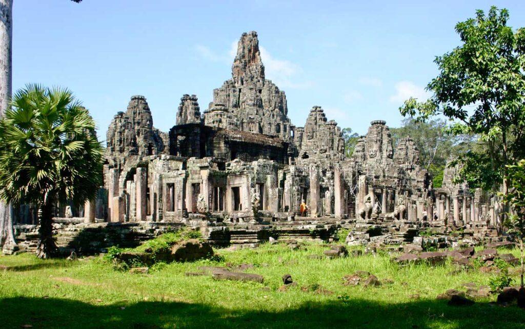 Bayon, de lo mejor de Camboya