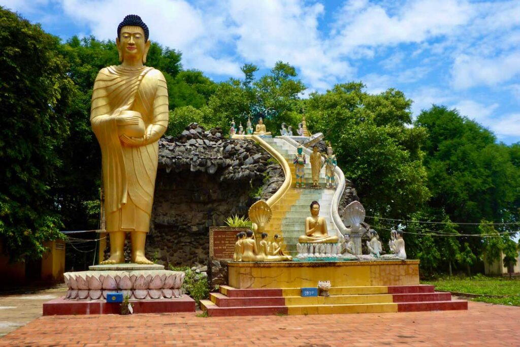 Kompong Cham, imprescindible visitarlo en Camboya