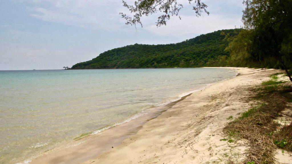 playa recomendad para viajar a Camboya
