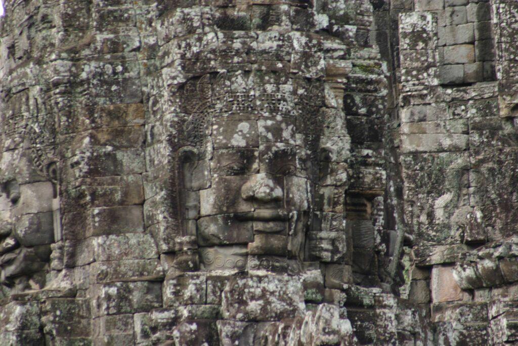 Templo en Camboya
